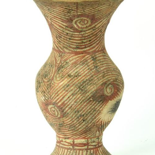 GRANDE VASO BANG CHIANG DATAZIONE: 600 300 a. C. MATERIA E TECNICA: argilla depu…