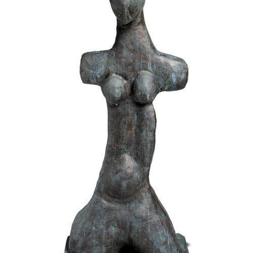 Modern and Garden Sculpture: Gerald Moore Aphrodite Bronze Signed Gerald Moore, …