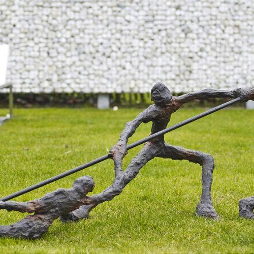 Sealed Bid Auction Modern and Garden Sculpture: Ann Vrielinck, born 1966 Belgium…
