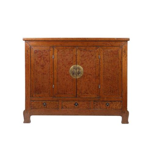 Exotic wood cabinet, the Republican Period, China, ca. 1912 1949 Meuble en bois …