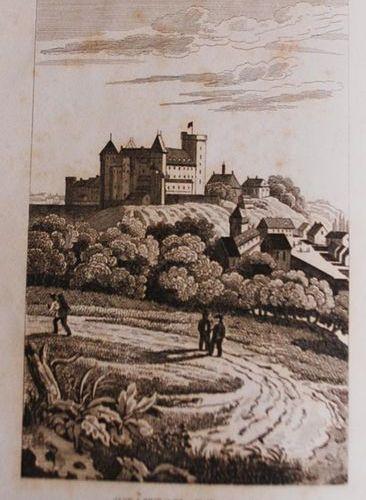 FOURCADE (A). Album pittoresque et historique des Pyrénées. Seconde édition. Par…
