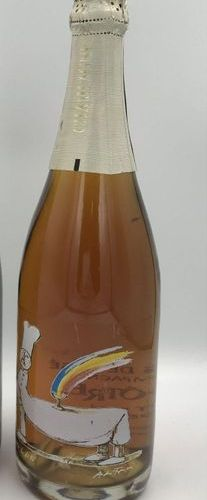 """1 Bouteille Champagne LENÔTRE """"Perles de Rosé"""", 1983 1 Bouteille Champagne LENÔT…"""