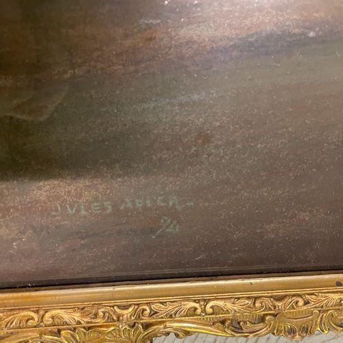 J. ADLER J. ADLER  PAYSAGE, 1994  Pastel sur papier signé et daté en bas à gauch…