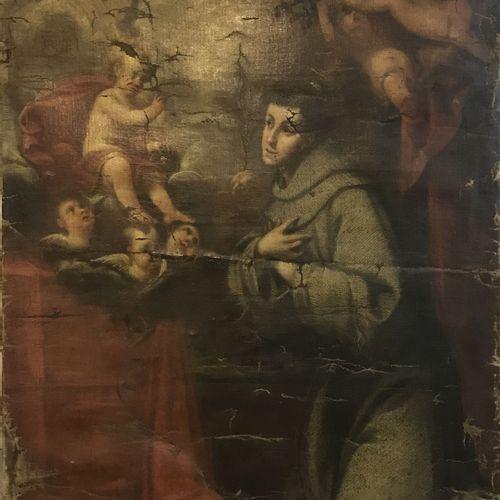 École Italienne du XVIIIème siècle École Italienne du XVIIIème siècle  Saint Bru…