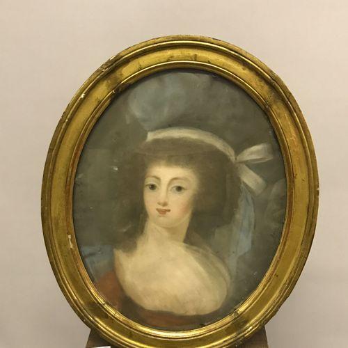 École française du XVIIIe siècle ECOLE FRANCAISE du XVIIIe siècle  PORTRAIT DE F…