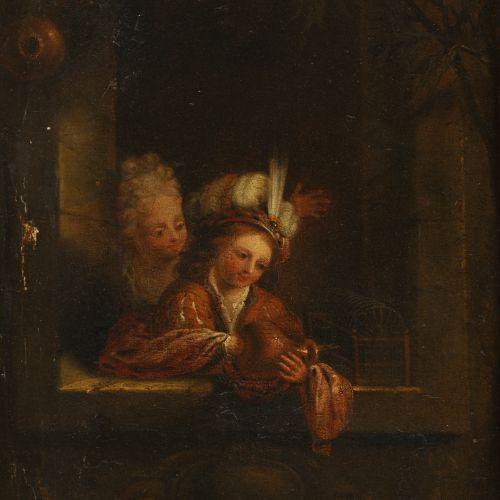 École hollandaise du XVIIIème siècle suiveur École hollandaise du XVIIIème siècl…