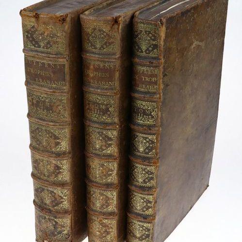 Butkens, F. Christophre, Trophées tant sacrés que profanes du Duché de Brabant, …