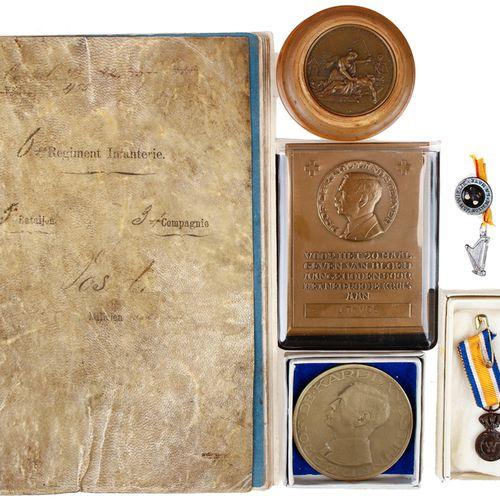 1767/1924 Reward medal of the Amsterdamse Maatschappij tot Redening van Drenkeli…