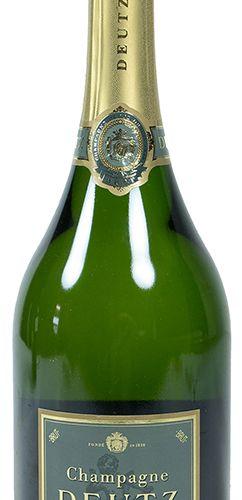 Vins, whisky, etc. Bouteille de champagne, Deutz, Brut Classic, 750 ml
