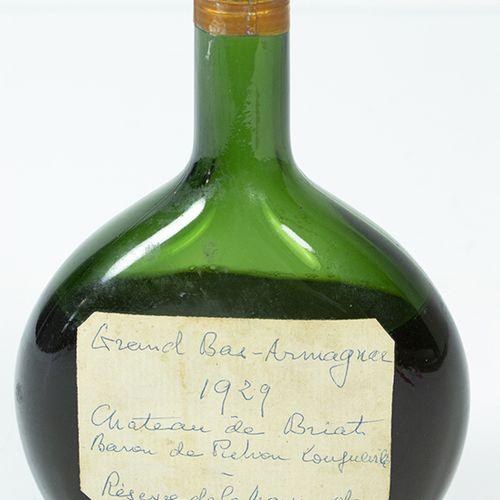 Vins, whisky, etc. Baron de Pichon Longueville Bas Armagnac Château de Briat Mag…