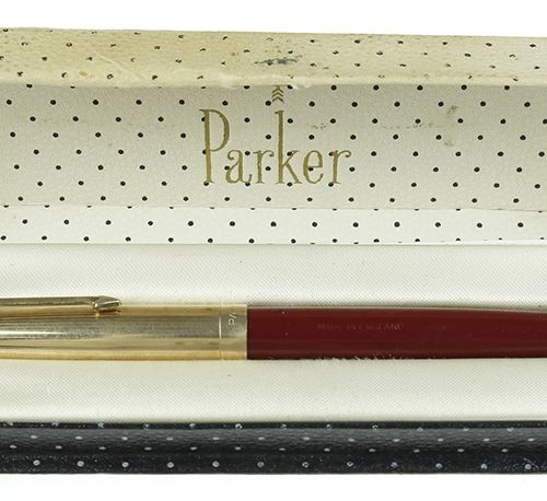 Pens Rolled gold parker ballpoint