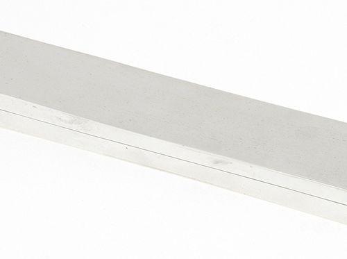 Silver objects Netherlands 2e gehalte zilveren vulpendoos, meesterteken: JGz, 19…