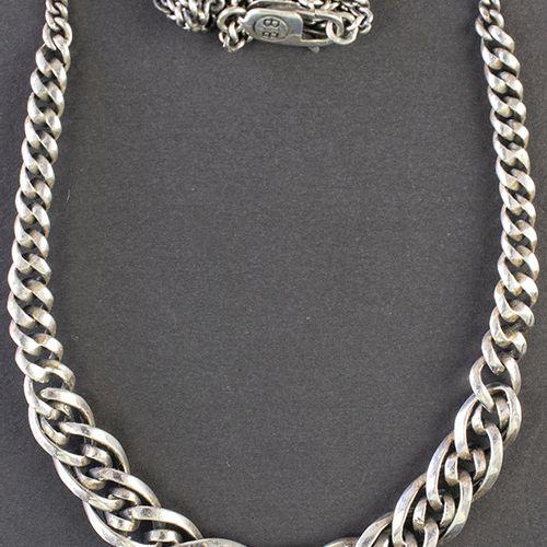 Silver jewellery Silver Buddha to Buddha bracelet