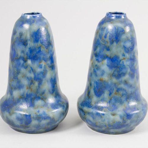 Paar Jugendstil Vasen / A pair of Art Nouveau vases, deutsch, um 1910 1920 Mater…