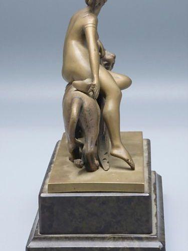 Johann Heinrich VON DANNECKER (1758 1841), 'Ariadne auf dem Panther' / 'Ariadne …