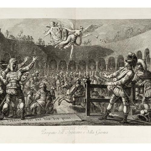 Bodoni. PACIAUDI. Descrizione delle feste celebrate in Parma l'anno 1769. PACIAU…