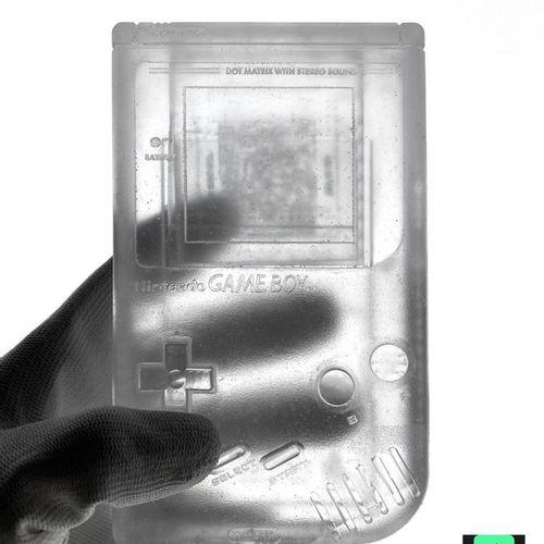Daniel Arsham Daniel Arsham  Crystal relic 002 game boy, 2020  Edition of 500  N…