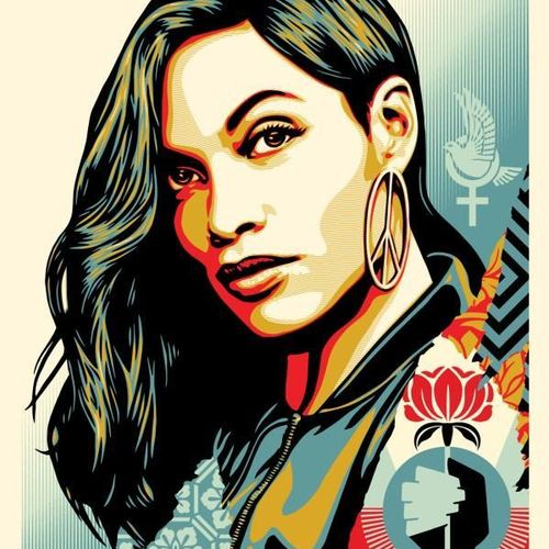 Shepard FAIREY OBEY (SHEPARD FAIREY)  Original signed and numbered print, editio…
