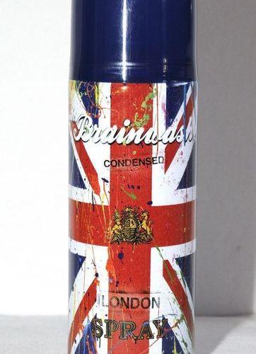 "MR.BRAINWASH MR BRAINWASH BRITISH SPRAY CAN  ""LIFE IS BEAUTIFUL"" LONDON SOLO ART…"