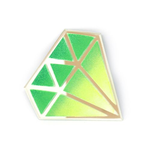"""LE DIAMANTAIRE Le Diamantaire """"Street Diamond """"  Diamant réalisé à partir de mir…"""