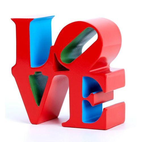 Robert INDIANA (d'après) Title: LOVE  Edition: 500  Numéroté sous la base  Editi…