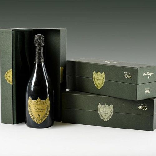 1996 Dom Perignon 1996 Dom Perignon Presented in original gift boxes 3x75cl