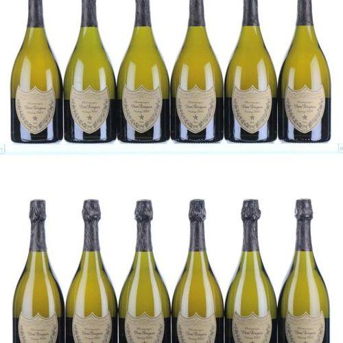 2004 Dom Perignon 2004 Dom Perignon Presented in original gift boxes 12x75cl