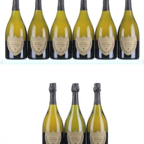 2004 Dom Perignon 2004 Dom Perignon Presented in original gift boxes 9x75cl