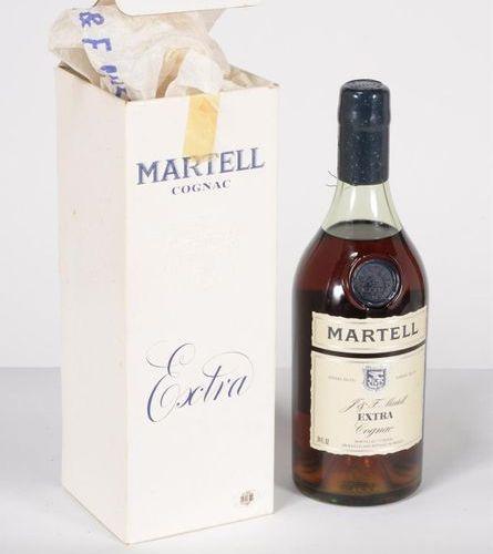 Martell Extra Cognac 1970's Bottling Martell Extra Cognac 1970's Bottling Presen…