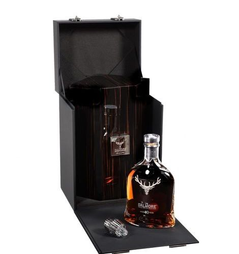 The Dalmore 40 year old The Dalmore 40 year old 1x70cl The Dalmore is a 'triple …