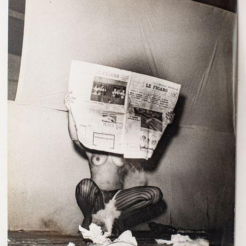 VASSAL Hugues (1933) VASSAL Hugues (1933), tirage argentique pour le journal Le …