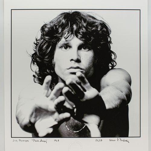 """BRODSKY Joel (1939 2007) BRODSKY Joel (1939 2007), Jim Morrison """"Push Away"""" 1968…"""