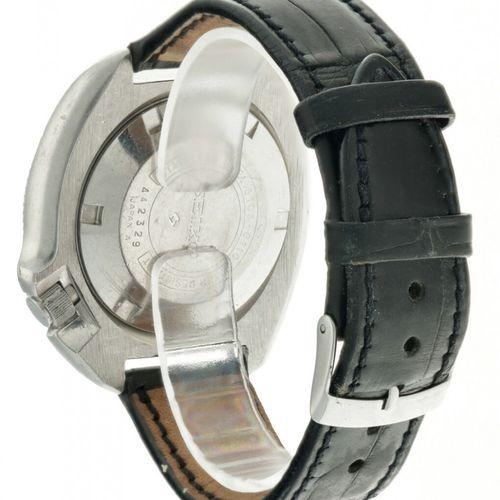 Seiko Captain Willard Diver 6105 8110 Men's Watch appr. 1970. Boîtier : acier br…