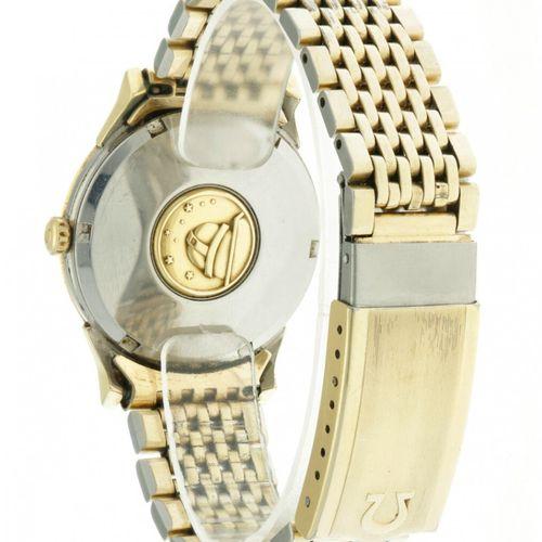 Omega Constellation Pi Pan Men's Watch appr. 1968 表壳: 金/钢 表带: 金/钢 自动上链 日期 2(好) 直…