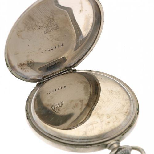 Omega Pocket Watch ca. 1937 Boîtier : acier remontage manuel le mouvement est en…