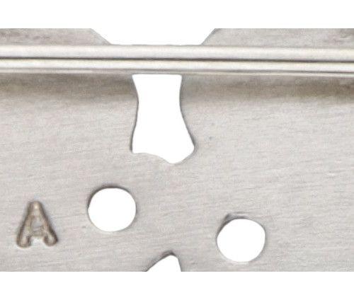 Harald Nielsen for Georg Jensen no.217A silver 'Moonlight Grapes' brooch 925/100…