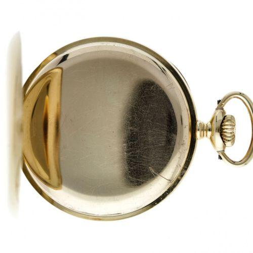 Zenith ''Merkes'' Lever Escapement Men's pocket watch apprx. 1900. Boîtier : or …