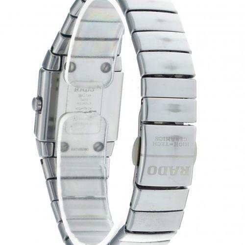Rado Diastar 153.0334.3 Ladies watch approx. 2010. Boîtier : céramique bracelet …