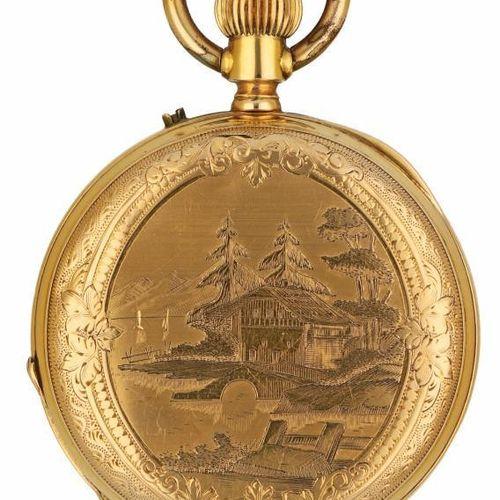 Savonette pocket watch Men's pocket watch Manual winding. Condition : Usagé Mati…