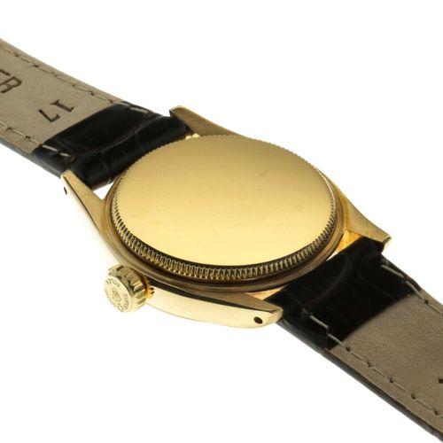 Rolex Oyster Speedking 6020 Men's watch apprx. 1951. 表壳: 黄金(18K) 表带: 真皮 手动上链 最近一…