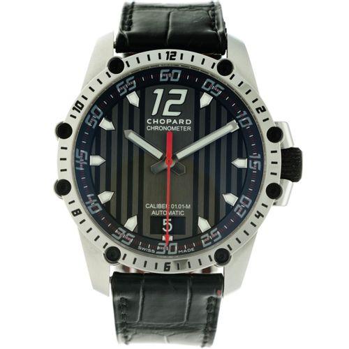 Chopard Classic Racing Superfast 8536 Men's watch apprx. 2013. Boîtier : acier b…
