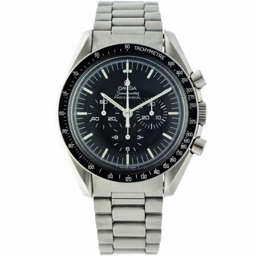 Omega Speedmaster Professional 145022 Men's Watch appr. 1980. 表壳: 钢 表带: 钢 手动上链 状…