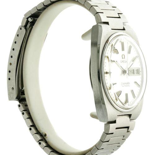 Omega Seamaster 166.0216 Men's watch 1984. Boîtier : acier bracelet : acier auto…
