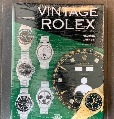 Vintage Rolex book ISBN 978 88 94972 05 4 État : neuf ISBN 978 88 94972 05 4 Gui…