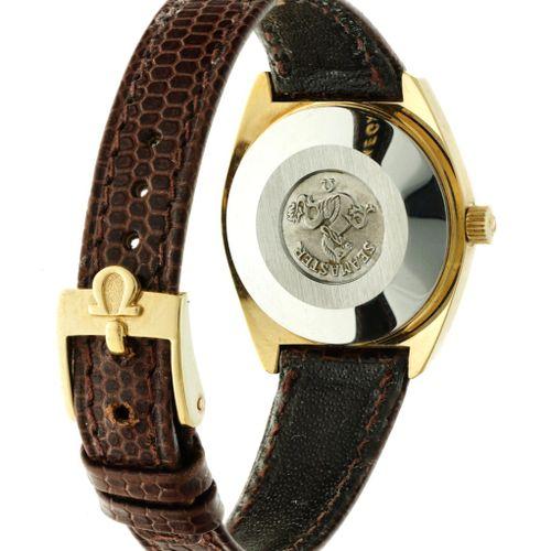 Omega Seamaster 566.0069 Damespolshorloge 1978. Boîtier : or/acier bracelet : cu…