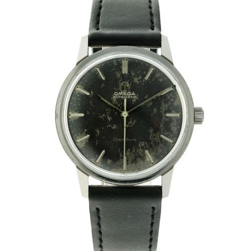 Omega Seamaster 165.002 Men's watch 1969. 表壳: 钢 表带: 真皮 自动上链 欧米茄文件和原始收据 最近一次保养: 2…