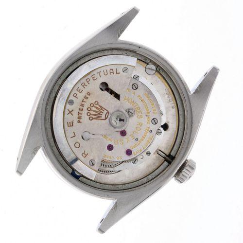 Rolex Explorer Red Depth Rating 6610 Men's watch 1956. 表壳: 钢 表带: 真皮 自动上链 最近一次保养:…