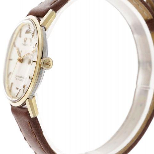 Omega Seamaster de Ville Men's Watch appr. 1960. 表壳: 金/钢 表带: 皮革 手动上链 状态: 良好 直径: …