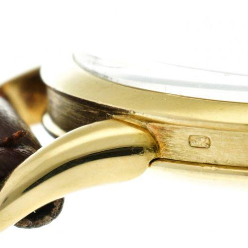 Patek Philippe Calatrava 1471 Men's watch apprx. 1950. 表壳: 黄金(18K) 表带: 真皮 手动上链 最…