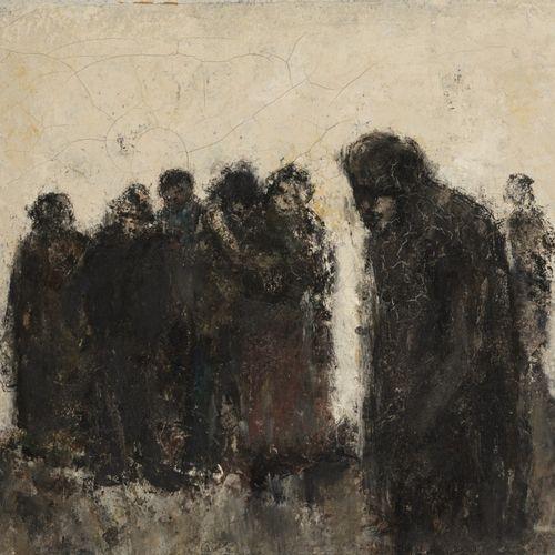 Jan Rijlaarsdam (1911 2007). Signé indistinctement (en bas à gauche), et inscrit…